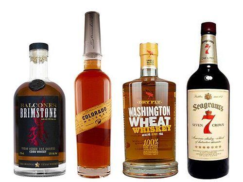 американский виски фото