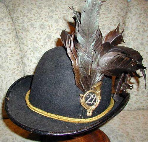 тирольская шляпа фото