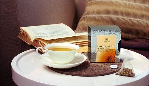 австрийский чай фото