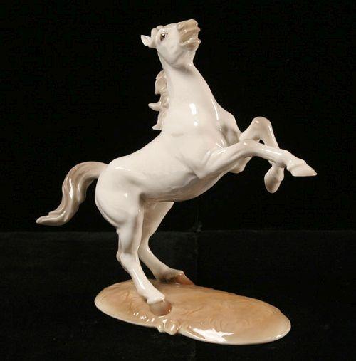 австрийские статуэтки коней фото