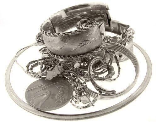 болгарское серебро фото