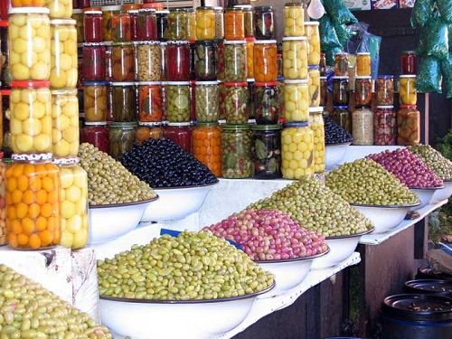 черногорские оливки фото