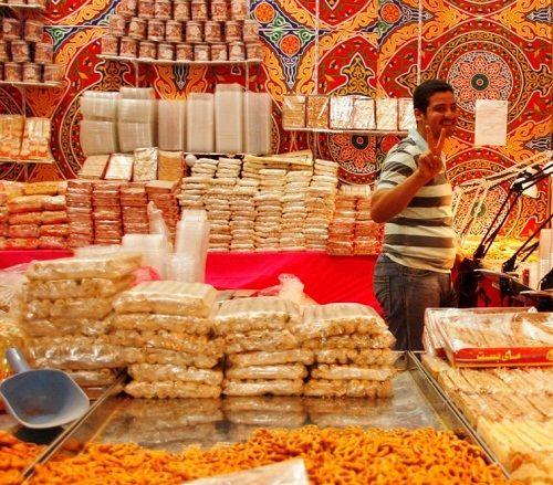 сладости из египта фото