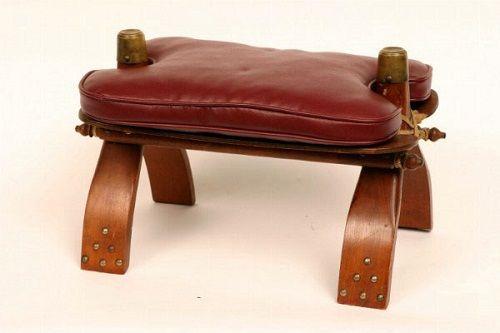египетское седло для верблюда фото