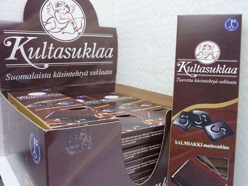 финский шоколад фото