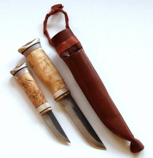 финские ножи фото
