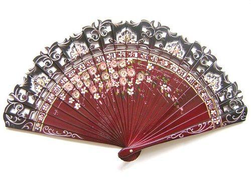 испанский веер фото
