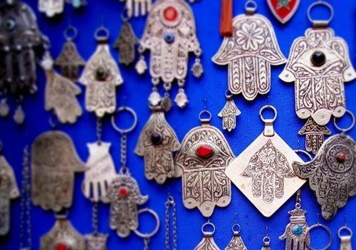 марокканские украшения фото