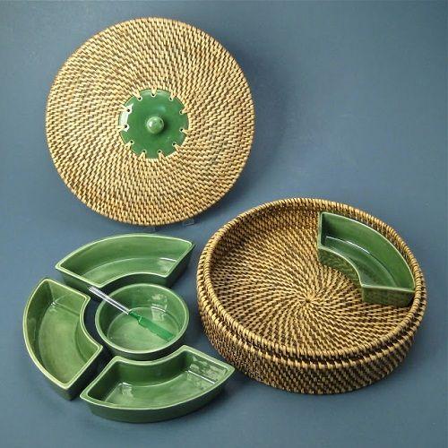 плетеные изделия из таиланда фото