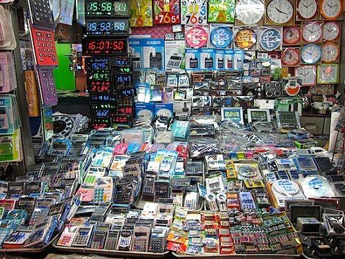 тайская электроника фото