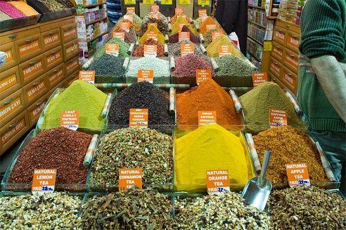 специи из Турции фото