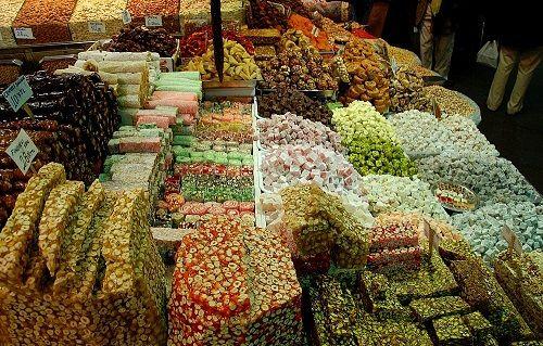 сладости из Турции фото