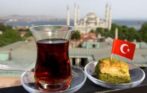 турецкий чай фото