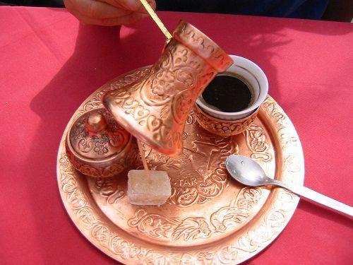 турецкая джезва фото