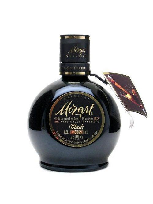 шоколадный ликер Mozart фото