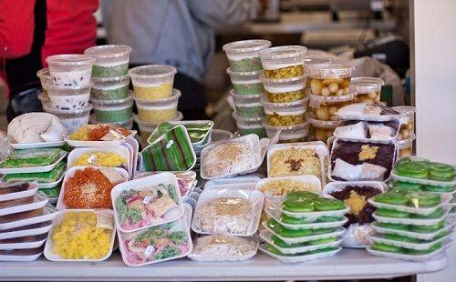 сладости из Вьетнама фото