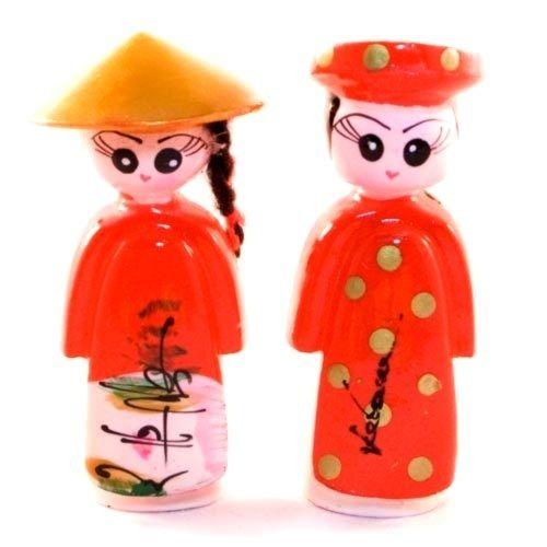 куклы из Вьетнама фото
