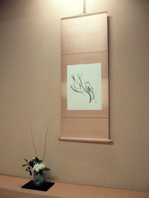 японские свитки фото