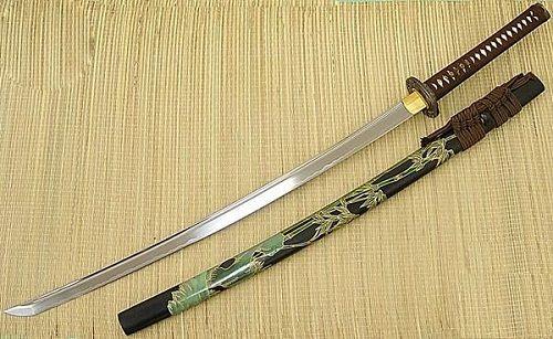 самурайский меч фото
