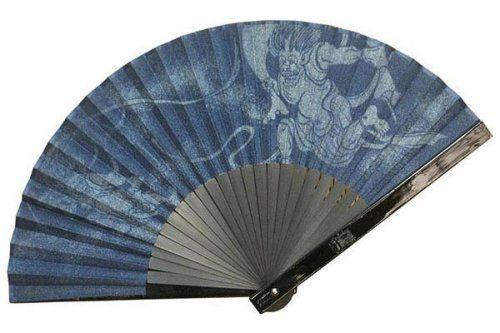 японский веер фото