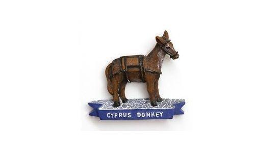 магнит с кипрским ослом фото