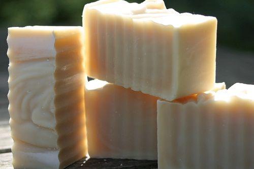 кипрское оливковое мыло фото
