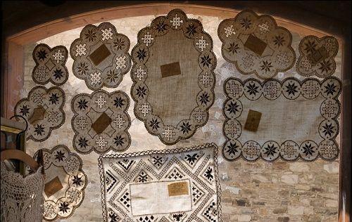 кипрские кружева фото