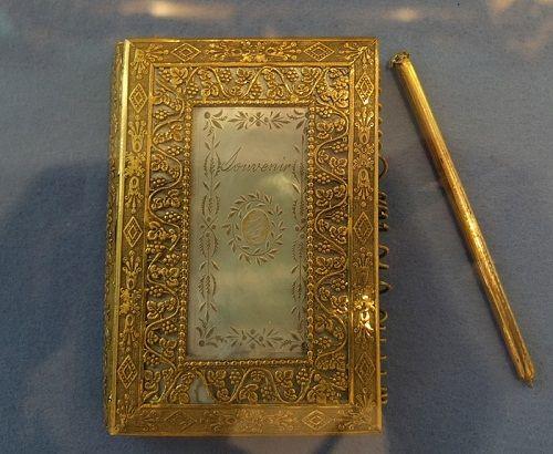 дневник 19 века фото