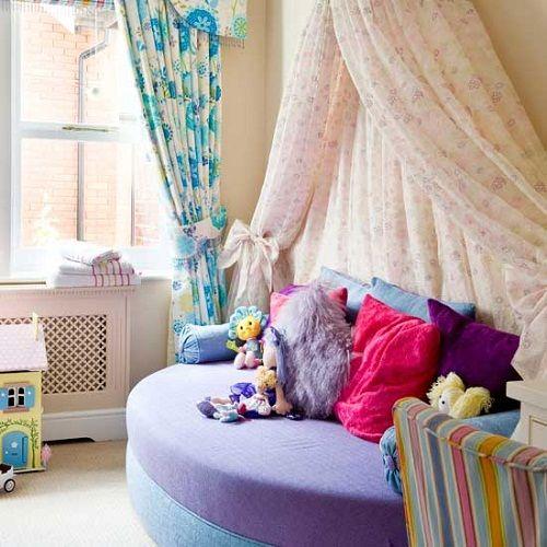 шторы для детской прованс фото