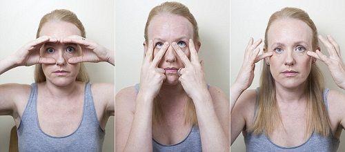 упражнения для глаз фото