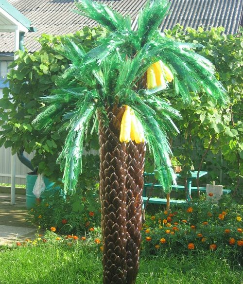 готовая пальма фото