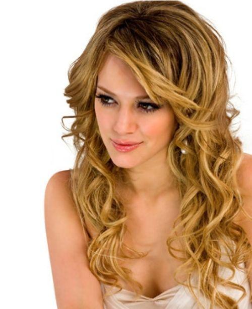 стрижка для длинных волос фото
