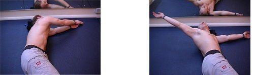 упражнение на боковые повороты фото