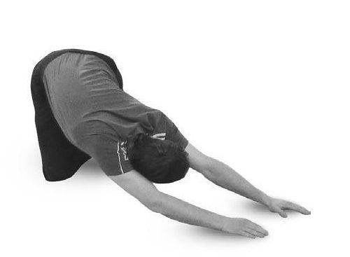упражнение на поворот спины фото