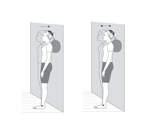 упражнение для спины фото