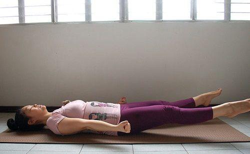 упражнения на расслабление фото