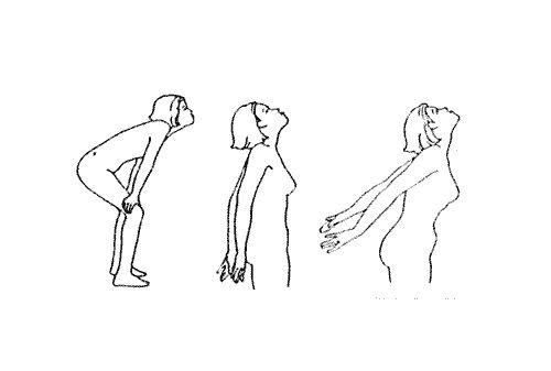 упражнения бодифлекс фото