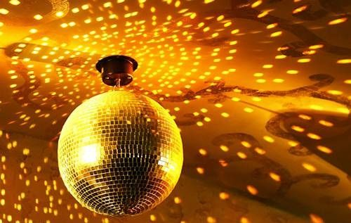 диско-шар фото