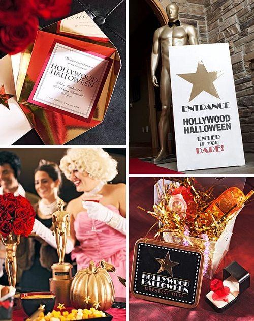 символы голливудской вечеринки фото