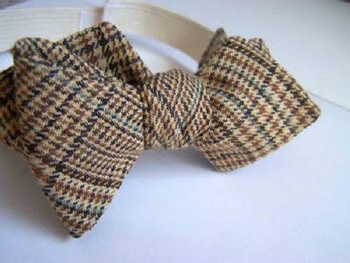 готовый галстук-бабочка фото