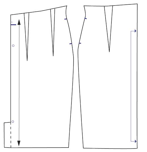 классическая юбка-карандаш фото