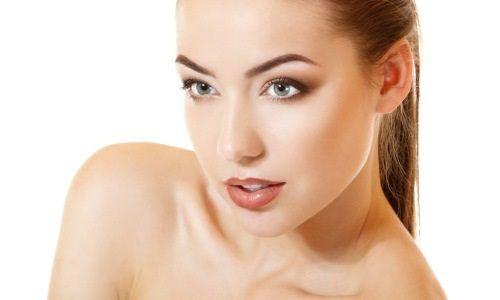 брови для лица круглой формы фото