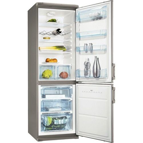 двухкамерный холодильник фото