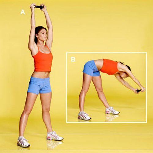 упражнения маятник фото