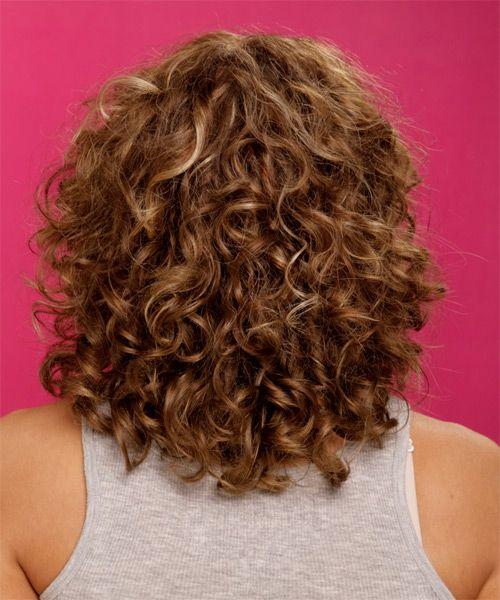 кудрявые волосы фото