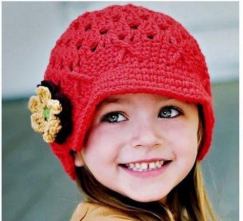 шапочка для теплого времени фото