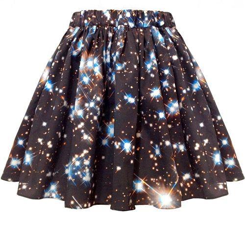 юбка с принтом фото