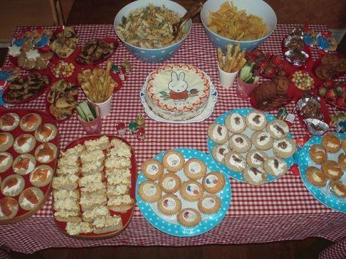 порционные закуски для дня рождения фото