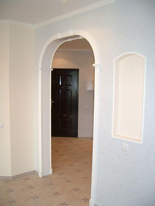арка для увеличения комнаты фото