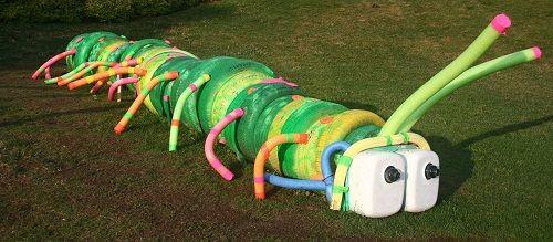 гусеница из шин фото